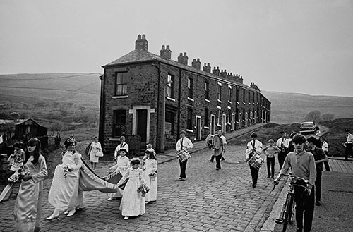 Whitsunday parade , Mossley, Lancashire
