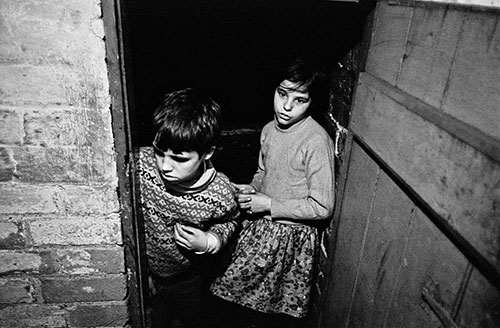two children, Bradford  (1972)