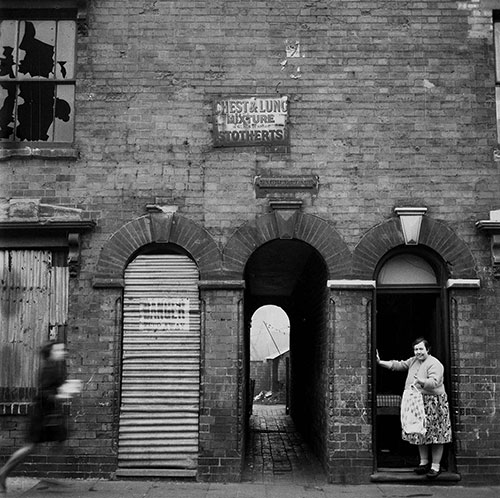 Street scene Hockley, Birmingham  (1967)
