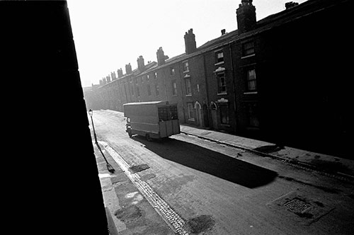 Moving out from a Ladywood Birmingham slum  (1968)