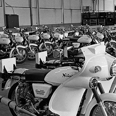 Norton Motorcycles Factory